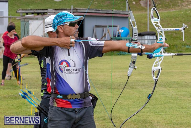 Gold Point Archery Bermuda, October 21 2018-9079