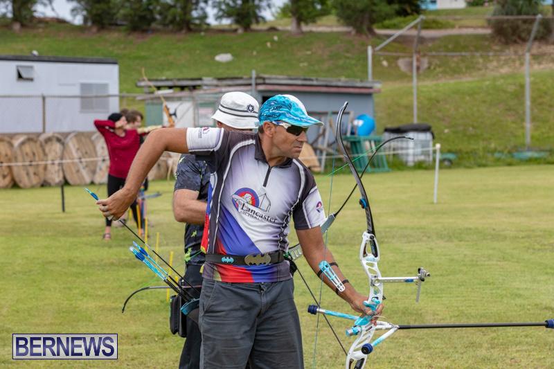 Gold Point Archery Bermuda, October 21 2018-9082