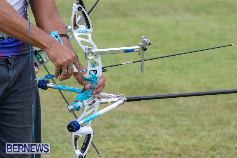 Gold Point Archery Bermuda, October 21 2018-9084