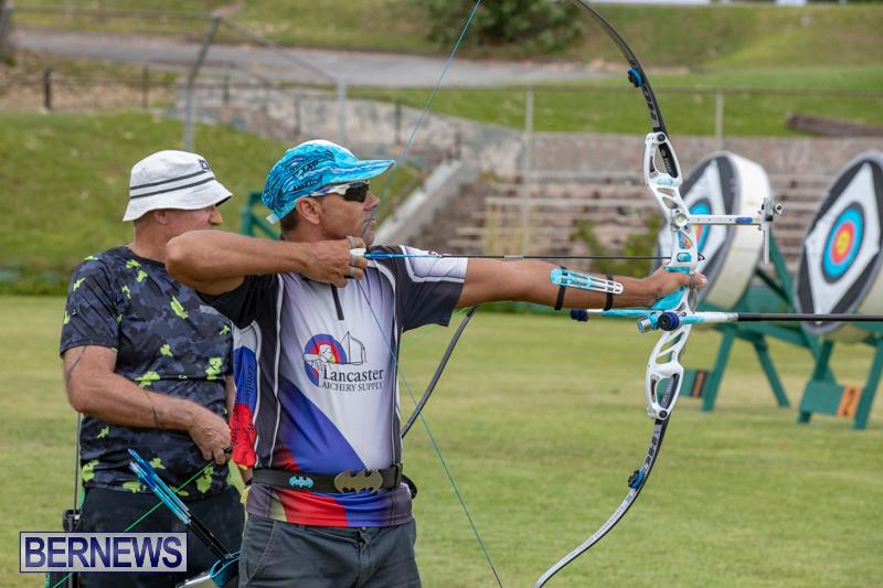 Gold Point Archery Bermuda, October 21 2018-9097