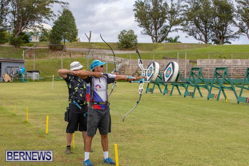 Gold Point Archery Bermuda, October 21 2018-9105