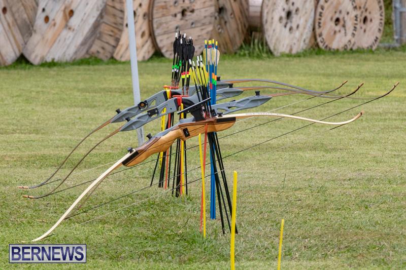 Gold Point Archery Bermuda, October 21 2018-9109