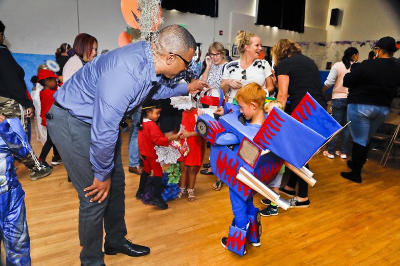 Halloween Parade at St George's Prep Bermuda Oct 31 2018 (6)