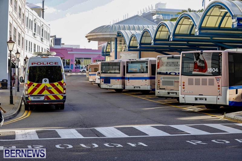 Hamilton Bus Terminal Bermuda Oct 12 2018 (2)