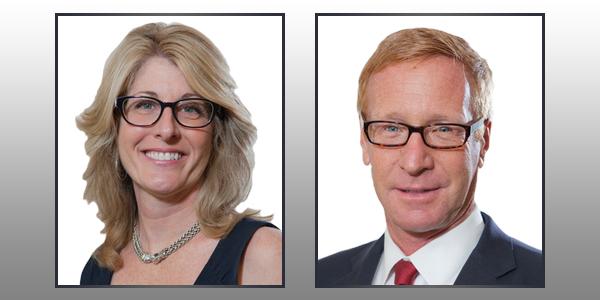 Kathleen Faries and Greg Wojciechowski Bermuda Oct 15 2018