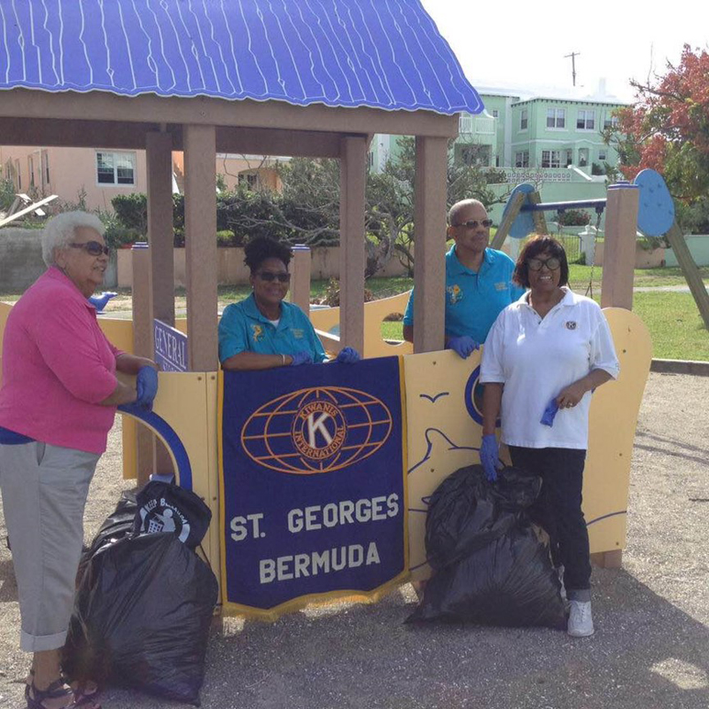 Kiwanis One Day Bermuda Oct 29 2018