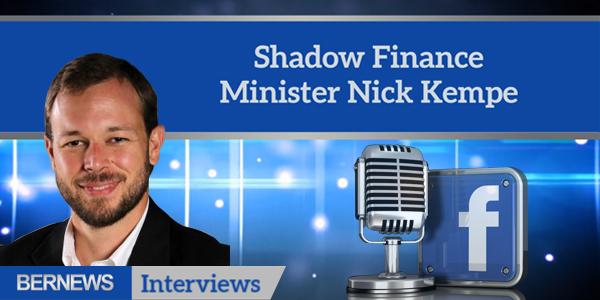 Nick Kempe FB Live Interview TC