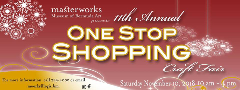 One Stop Shop Christmas Bermuda Oct 2018