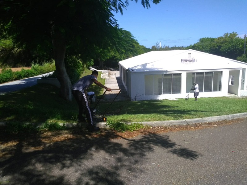 Orange Valley Road Cleanup Bermuda Oct 2018 (1)