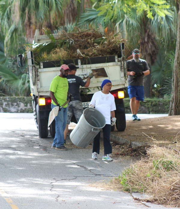 Orange Valley Road Cleanup Oct 2018 (1)