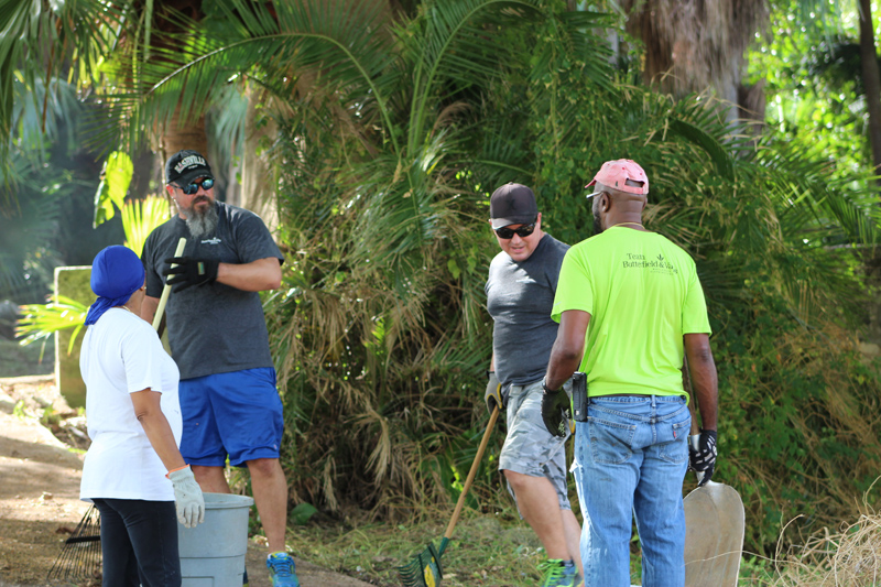 Orange Valley Road Cleanup Oct 2018 (4)