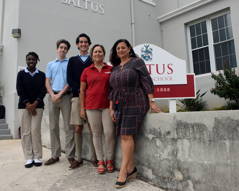 Saltus Bermuda October 2018