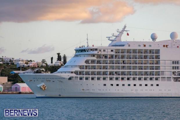Seven Seas Navigator Cruise Ship Bermuda, October 15 2018-7360
