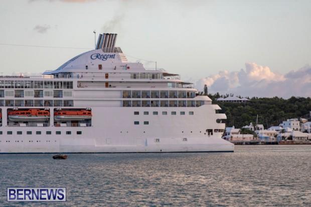 Seven Seas Navigator Cruise Ship Bermuda, October 15 2018-7364