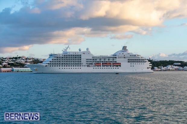 Seven Seas Navigator Cruise Ship Bermuda, October 15 2018-7365