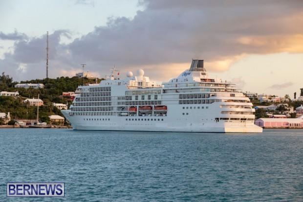 Seven Seas Navigator Cruise Ship Bermuda, October 15 2018-7367