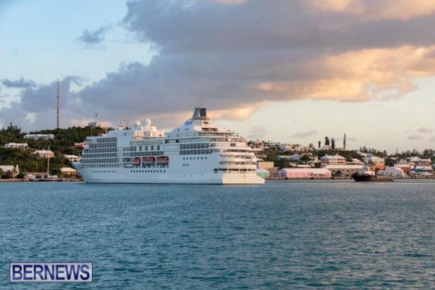 Seven Seas Navigator Cruise Ship Bermuda, October 15 2018-7371