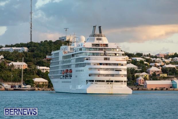 Seven Seas Navigator Cruise Ship Bermuda, October 15 2018-7373