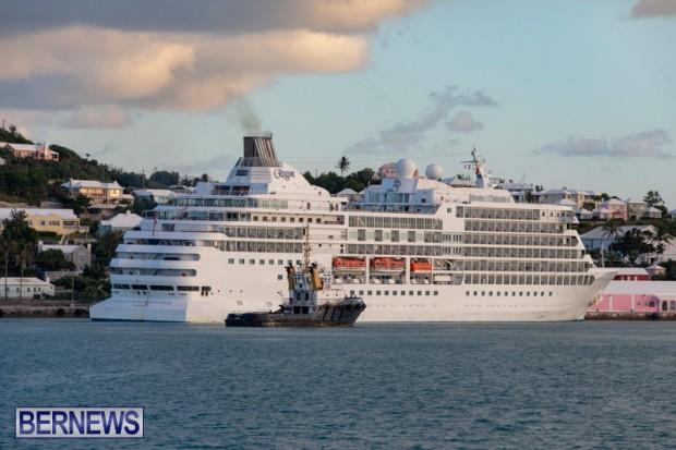 Seven Seas Navigator Cruise Ship Bermuda, October 15 2018-7384