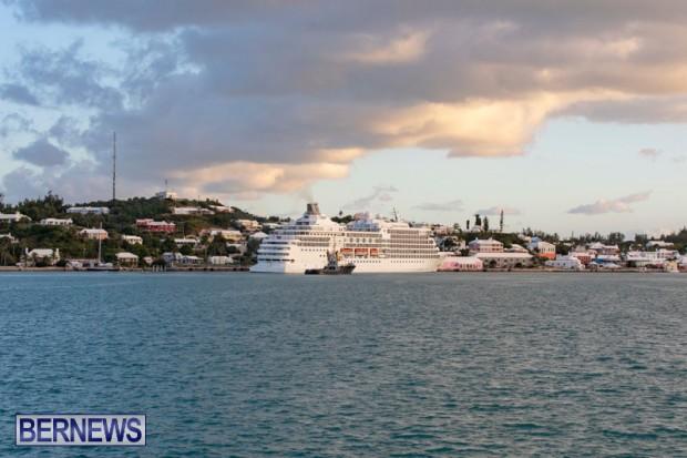 Seven Seas Navigator Cruise Ship Bermuda, October 15 2018-7386