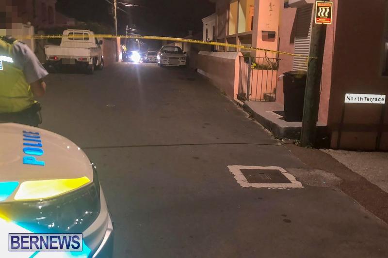 Shooting Gun shots Bermuda, October 2 2018-2-3