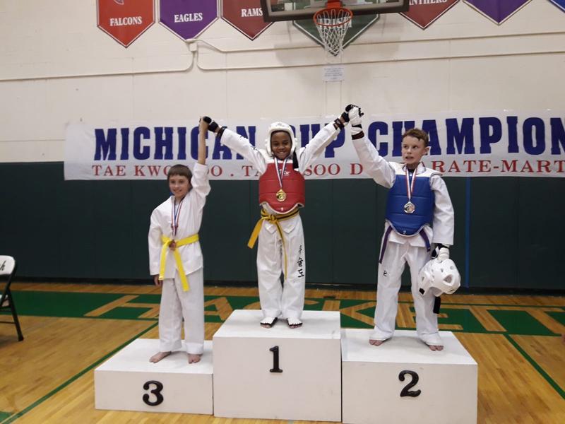Taekwondo Bermuda October 2018 (1)