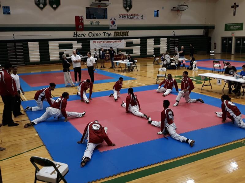 Taekwondo Bermuda October 2018 (10)