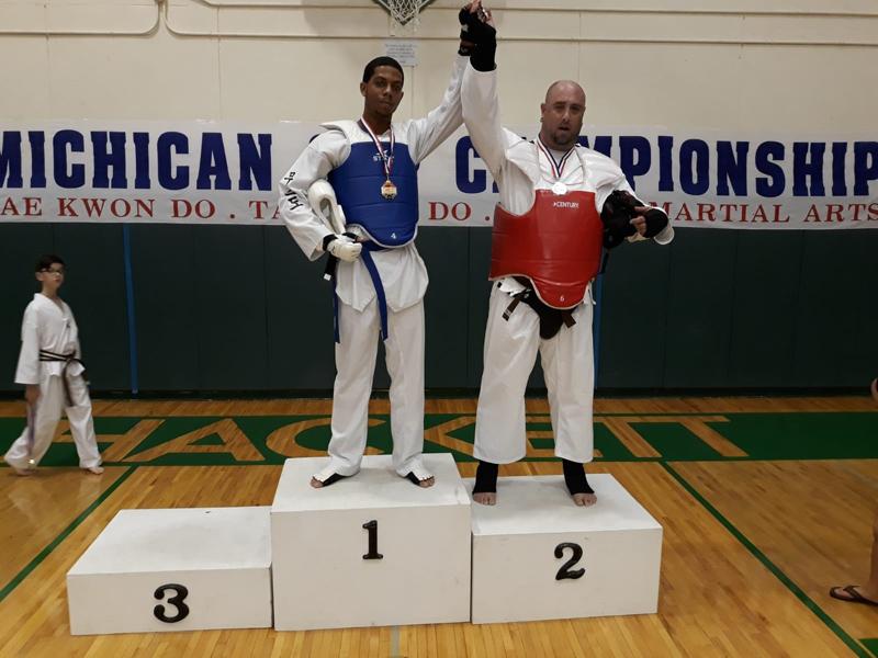 Taekwondo Bermuda October 2018 (11)