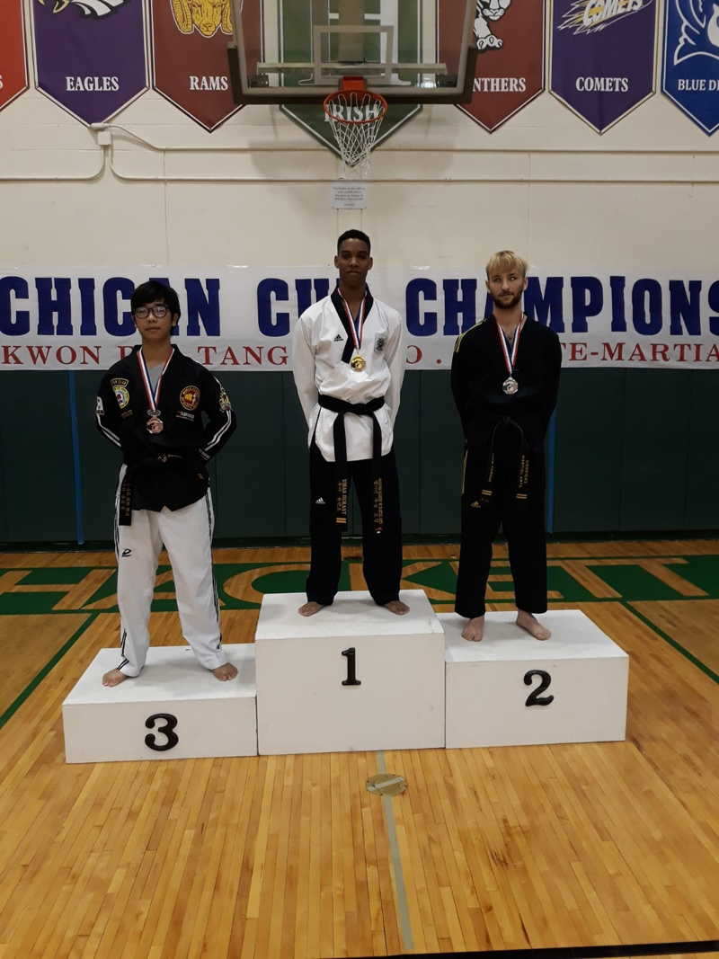 Taekwondo Bermuda October 2018 (12)