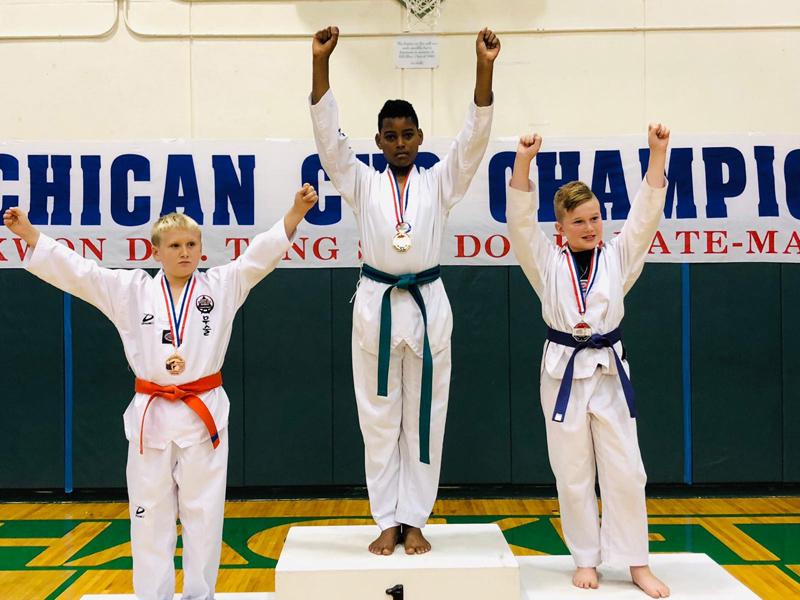 Taekwondo Bermuda October 2018 (2)