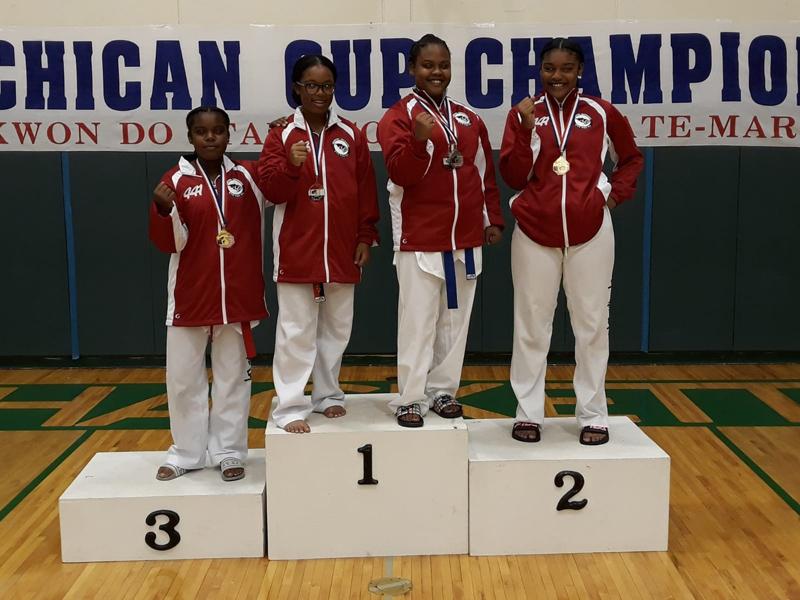 Taekwondo Bermuda October 2018 (5)