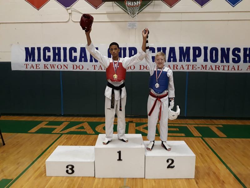 Taekwondo Bermuda October 2018 (7)