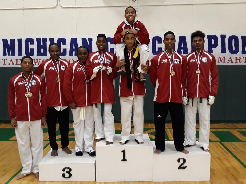 Taekwondo Bermuda October 2018 (9)