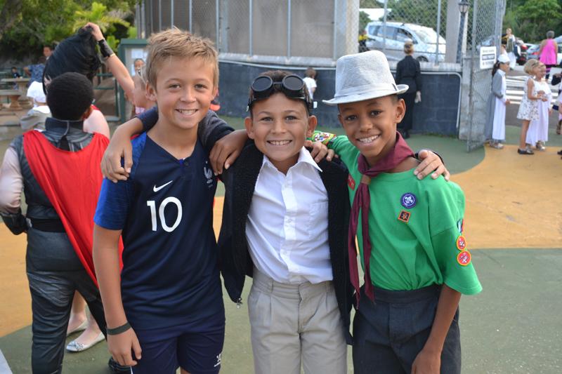 Warwick Academy History Day Bermuda Oct 2018 (1)