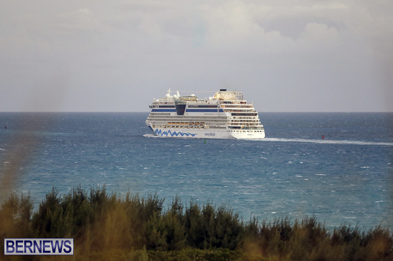 cruise ships arriving Bermuda Oct 31 2018 (20)