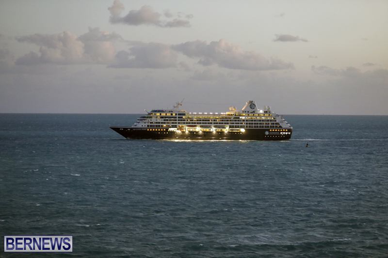 cruise ships arriving Bermuda Oct 31 2018 (3)