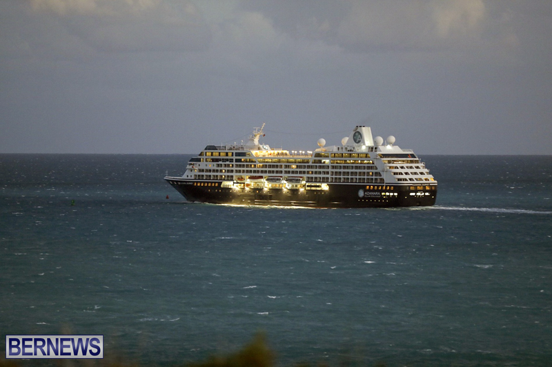 cruise ships arriving Bermuda Oct 31 2018 (5)