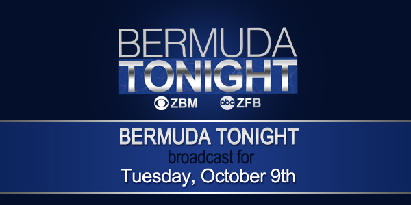 zbm 9 news Bermuda October 9 2018 TC