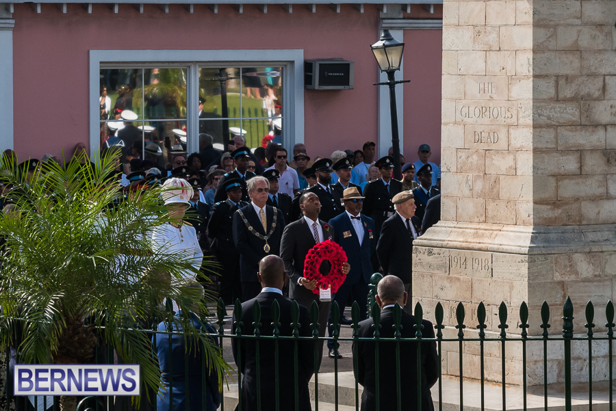 2018 Remembrance Day Parade Bermuda JM (15)