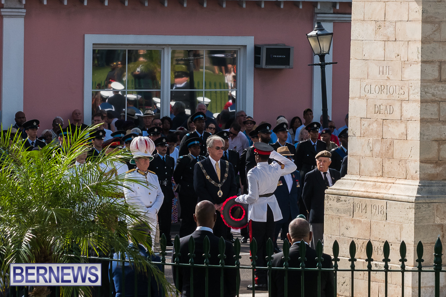 2018 Remembrance Day Parade Bermuda JM (17)