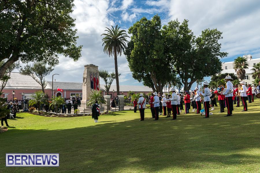 2018 Remembrance Day Parade Bermuda JM (24)