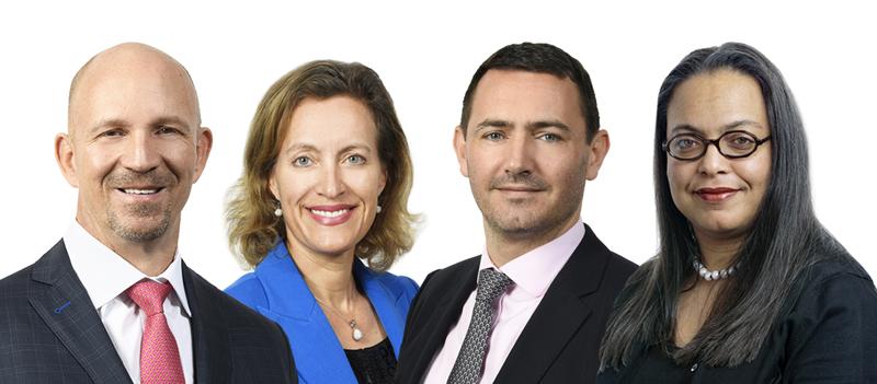 Adderley, Schrum, Davies and Eve Bermuda Nov 2018