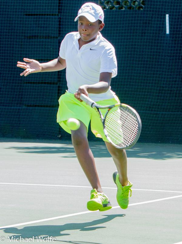Antonio Warner Bermuda November 2018