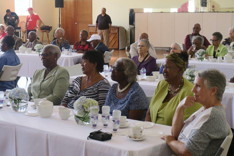 BHT Seniors Tea Bermuda Oct 28 2018 (1)