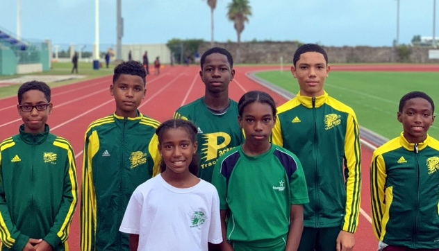 Bermuda Pacers November 2018