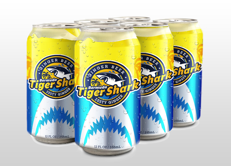 Bermuda Tiger Shark Ginger Beer Nov 29 2018