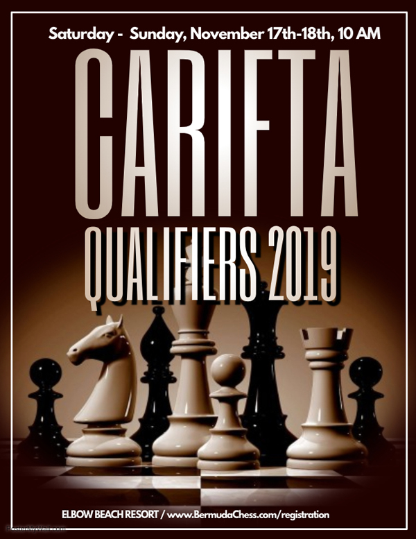 CARIFTA Qualifiers 2019 Bermuda Nov 2018