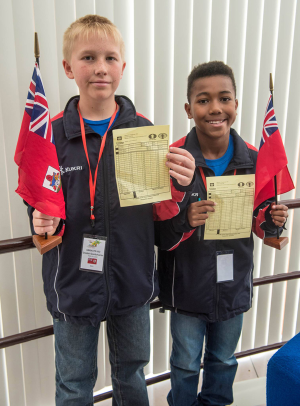 CARIFTA Youth Chess Bermuda Nov 2018 (1)
