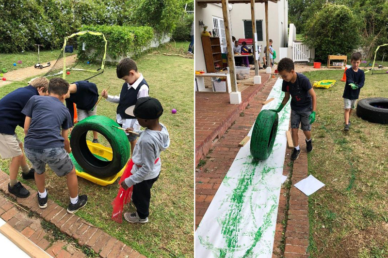 Chatmore British International School Outdoor Classroom Day Nov 2018 (1)