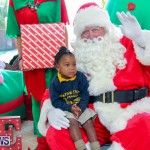 Children Greet Santa At Airport Bermuda, November 23 2018-8407